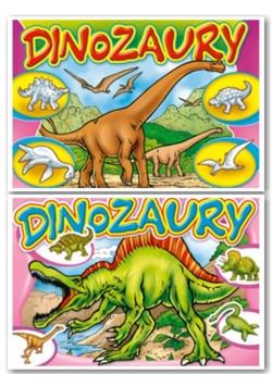 (010) Dinozaury MIX