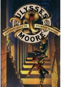 Ulysses Moore Antykwariat ze starymi mapami