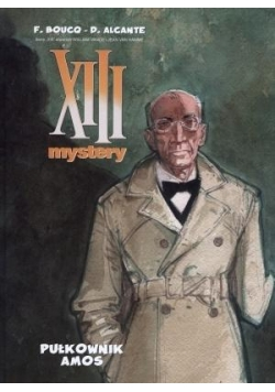 XIII Mystery T.4 Pułkownik Amos