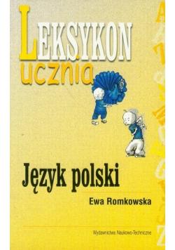 Leksykon ucznia Język polski