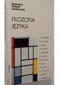 Filozofia języka
