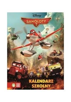 Kalendarz szkolny Samoloty 2