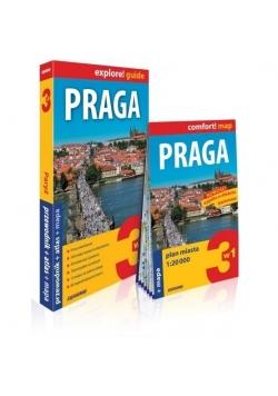 Explore! guide Praga 3w1 Przewodnik Wyd.V