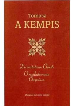 De imitatione Christi. O naśladowaniu Chrystusa