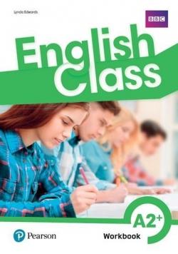 English Class A2+ WB PEARSON