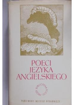Poeci języka angielskiego, T. II