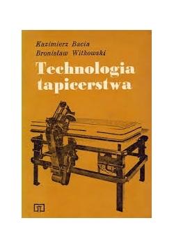 Technologia tapicerstwa