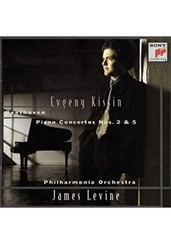 Beethoven: Piano Concertos Nos. 2 & 5, plyta CD