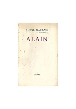Alain , 1950 r.