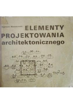 Elementy projektowania architektonicznego