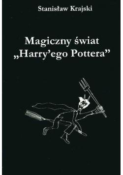 """Magiczny świat """"Harry'ego Pottera"""""""