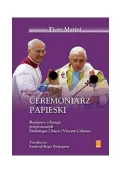Ceremoniarz papieski