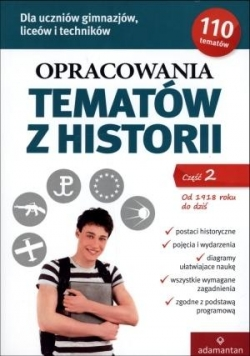 Opracowania tematów hist. cz.2 Od 1918 r. 2015
