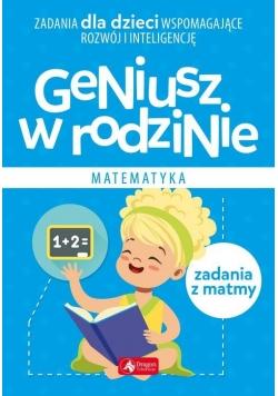 Geniusz w rodzinie Matematyka
