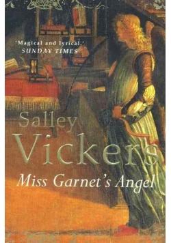 Miss Garnet angel
