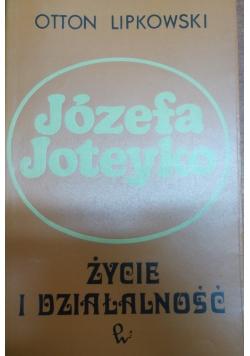 Józefa Joteyko. Życie i działalność