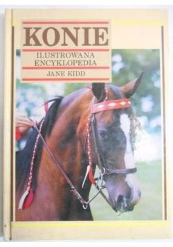 Konie. Ilustrowana encyklopedia