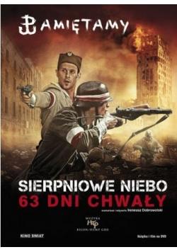 Sierpniowe niebo 63 dni chwały, płyta DVD