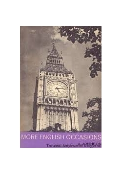 More english occasions