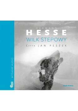 Wilk stepowy. Audiobook