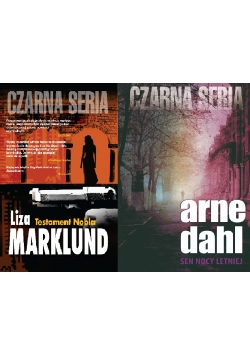 Czarna seria, 2 książki
