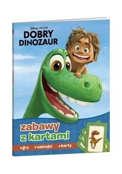 Dobry dinozaur Zadania z kartami