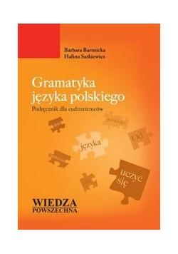 Gramatyka języka polskiego. Podręcznik dla cudzoziemców