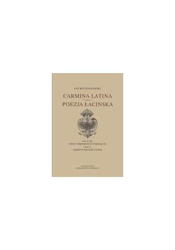 Carmina latina Poezja łacińska, Część II