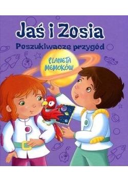 Jaś i Zosia. Poszukiwacze przygód. Planeta Memoków