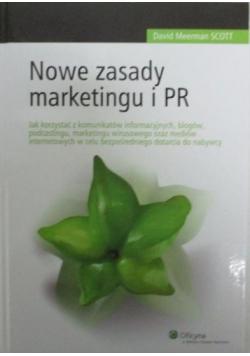 Nowe zasady marketingu i PR