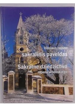 Sakralne dziedzictwo rejonu wileńskiego