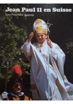 Jean Paul II en Suisse