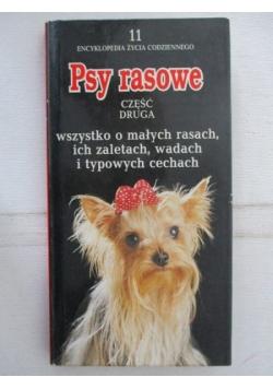 Psy rasowe, część druga