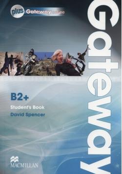 Gateway B2+ Student's Book +Online