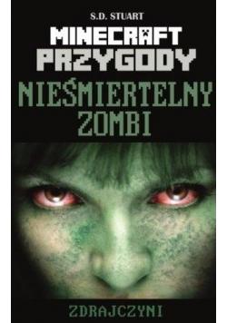 Przygody w świecie... T5. Nieśmiertelny zombi
