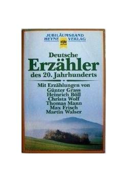 Deutsche Erzahler des 20 Jahrhunderts