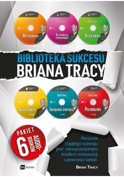 Pakiet: Biblioteka sukcesu Briana Tracy (6 CD)
