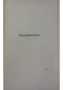 Shakespeares dramatische Werke. ok 1910 r.