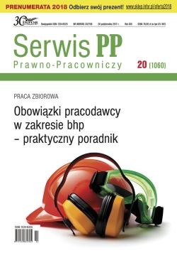 Obowiązki pracodawcy w zakresie BHP- praktyczny poradnik