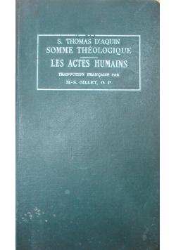 somme théologique 1926r