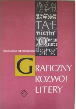 Graficzny rozwój litery