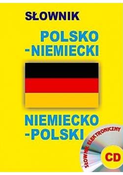 Słownik pol-niem, niem-pol + CD