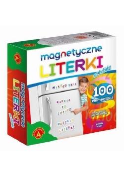 Magnetyczne literki na lodówkę ALEX