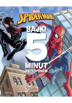 Spider-Man. Bajki 5 minut przed snem.