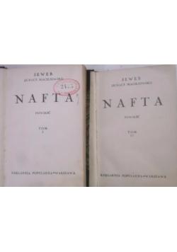 Pisma Nafta, Tom I-II, 1937 r.