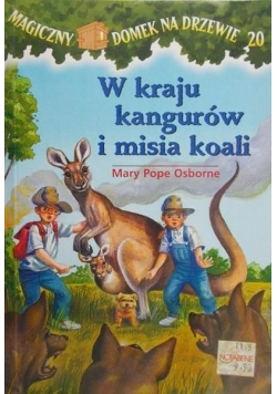 W kraju kangurów i misia koali