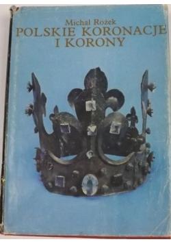 Polskie koronacje i korony