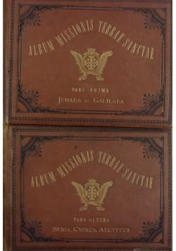Album Missionis Terrae Sanctae, 1893 r.