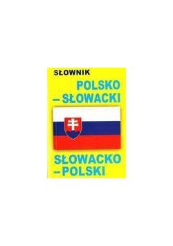 Słownik polsko-słowacki, słowacko-polski