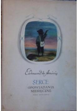 De Amicis Edmund - Serce opowiadania miesięczne